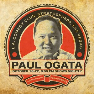 Paul Ogata in Las Vegas @ L.A. Comedy Club at the Stratosphere | Las Vegas | Nevada | United States