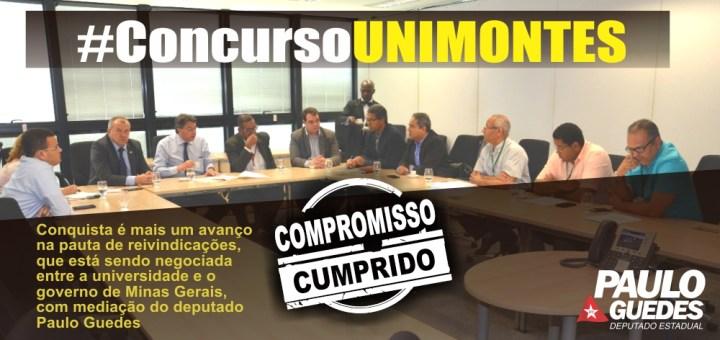 Concurso Unimontes