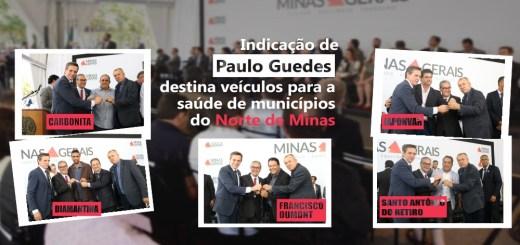 Governo de Minas Gerais entrega 247 veículos a 202 municípios de diversas regiões