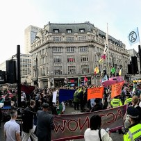 Extinction Rebellion hates capitalism, but they wouldn't exist without it