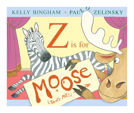 Z is for Moose jacket