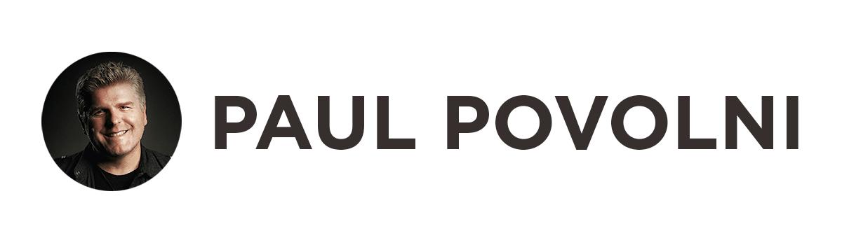Paul Povolni - Executive Coach-Helping Leaders Get Unstuck