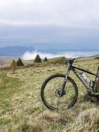 mountain biking maramures muntii lapus