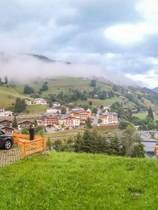 Saalbach Rock The Alps MTB camp