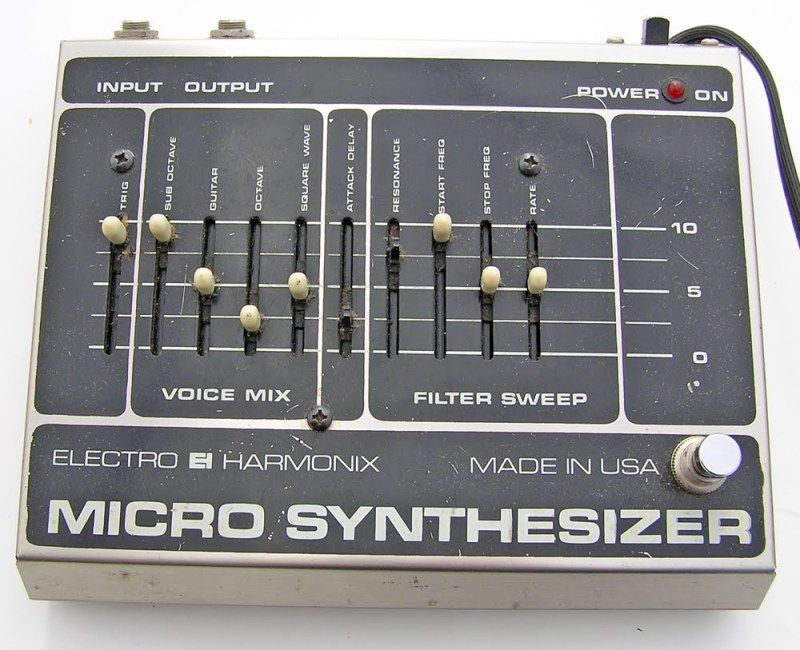Vintage Micro Synthesizer