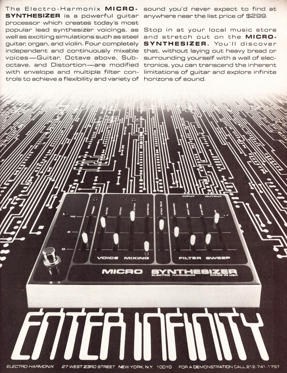 Micro Synthesizer V1