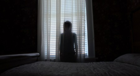 A Haunted Hotel Room