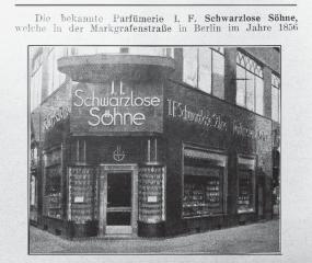 J.F. Schwarzlose - Boutique