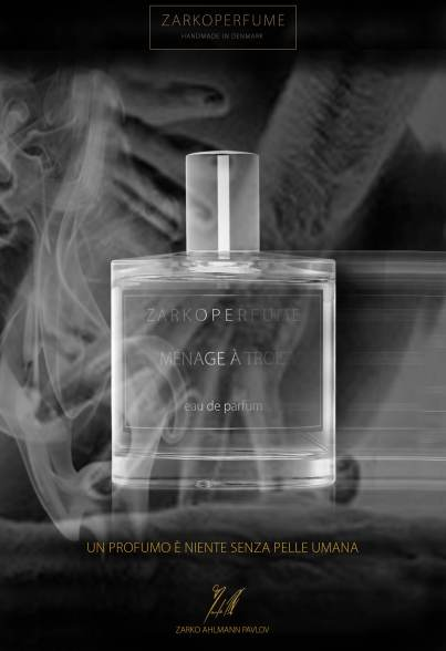 Menage a Trois - Zarkoperfume