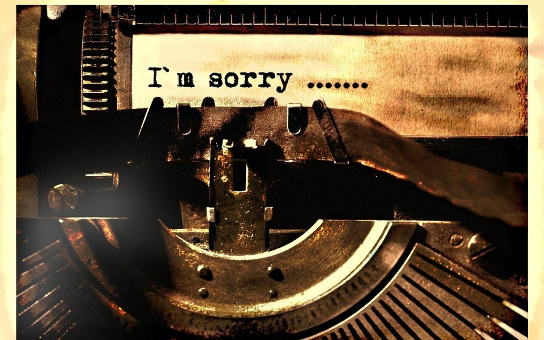 Art of the Apology in Business: How to Show You Mean It