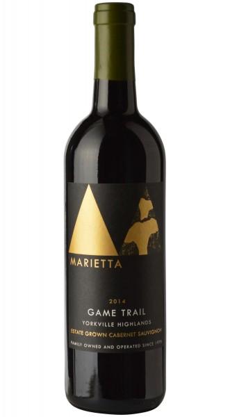 2016 Marietta Cellars Game Trail Cabernet Sauvignon Paul S Wine And Spirits