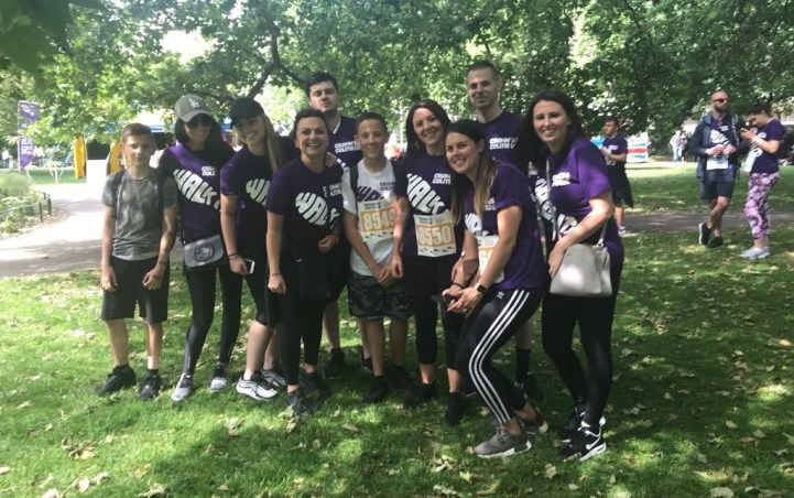 Supporting Crohn's and Colitis - photo 3