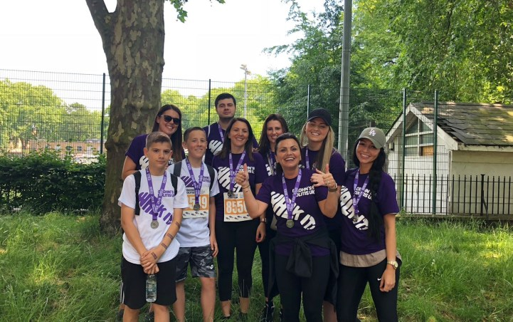 Supporting Crohn's and Colitis - photo 2