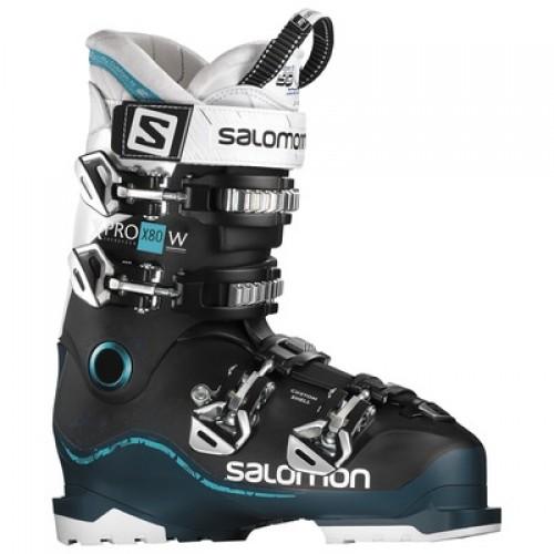 factory authentic beauty recognized brands Salomon Xpro 80W ski boots, womens specific fit | Pauls Ski Shop