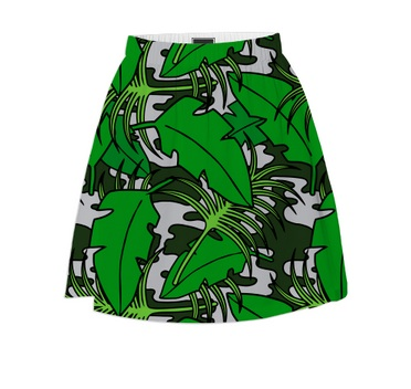 jungle fog skirt