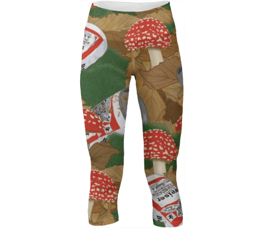 Woods Party Leggings - Paul S OConnor