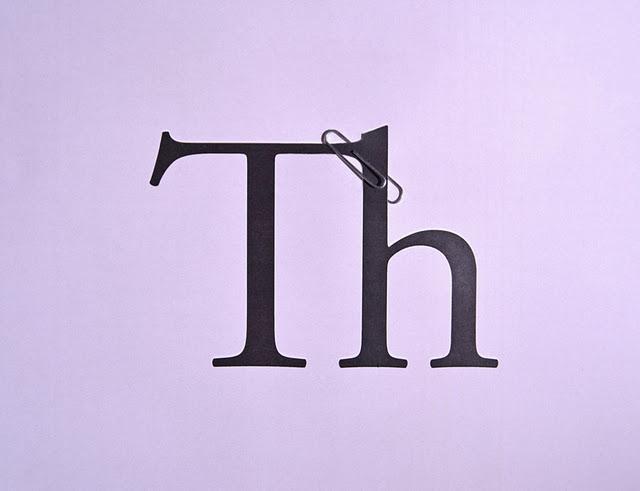 Th ligature
