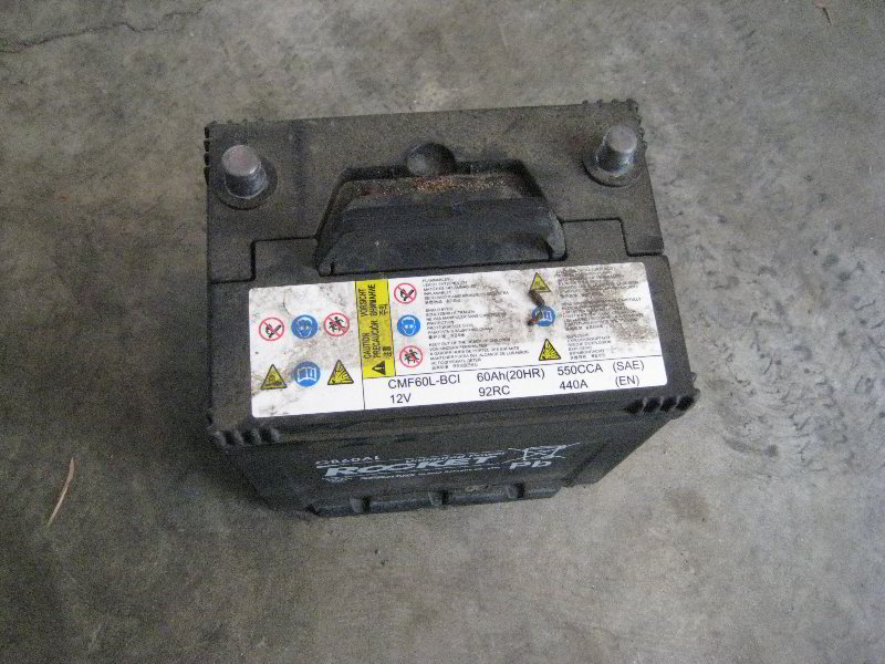 12 Volt Battery Replacement