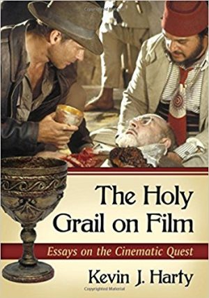 Cover art for The Holy Grail on Film
