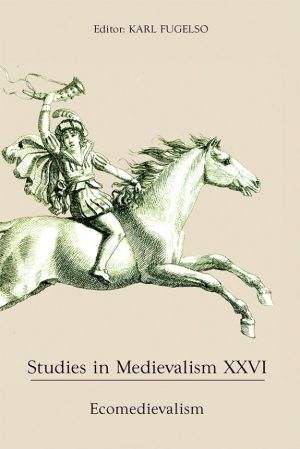 Studies in Medievalism XXVI cover