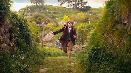 Leaving the Shire could not come quick enough for Bilbo.