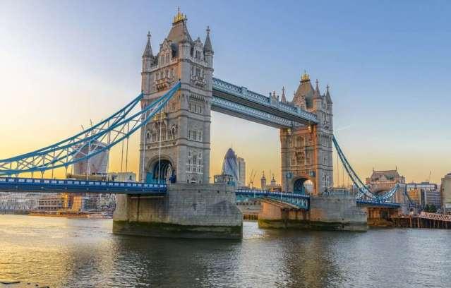 Busreis Londen: Tower Bridge