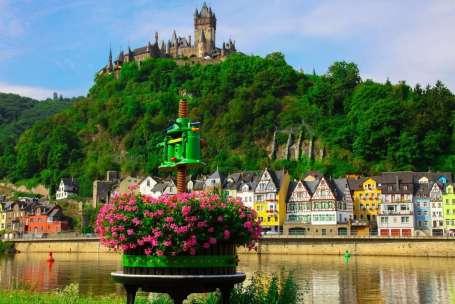 Duitsland Cochem moezel