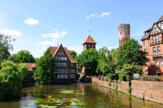 Duitsland Luneburg
