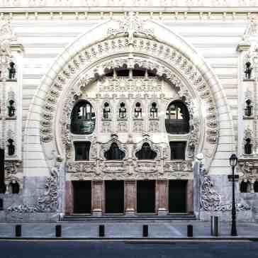Bilbao / Teatro Campos Eliseos