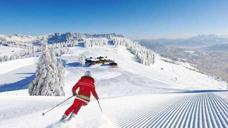 Busreis wintersport Brixentak