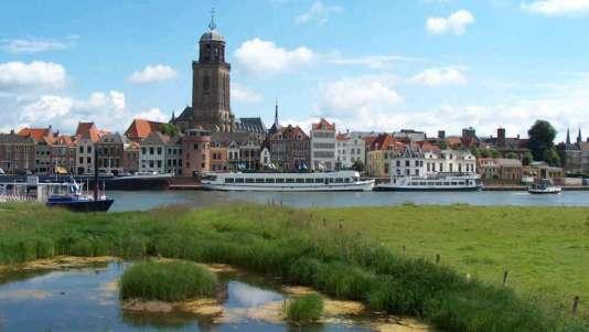 Dagtocht IJsselcruise Zwolle - Deventer
