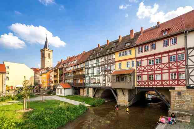 Erfurt, Krmerbrcke
