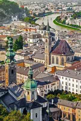 Oostenrijk Salzburg