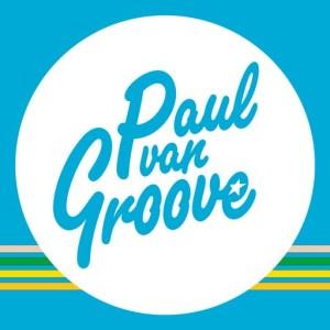 Paul van Groove Logo rund