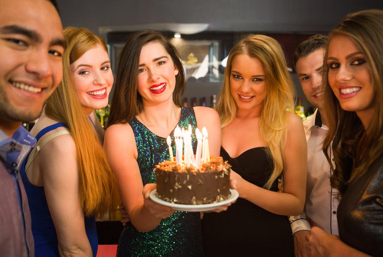 Geburtstagsfeier. Foto: wavebreakmedia/Shutterstock.com