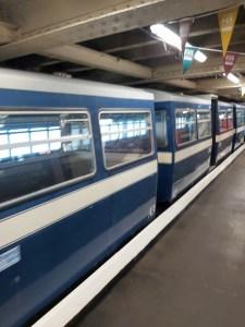 The Southend Pier Train