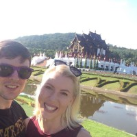 Day Out in Royal Park, Rajapruek - Chiang Mai