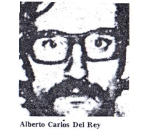 Carlos Alberto del Rey.