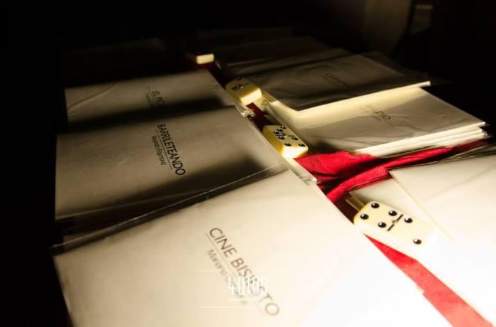 La editorial 4ojos editó en 2015 la colección Dominó.