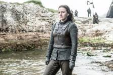 Yara lleva los pantalones en los Greyjoy.
