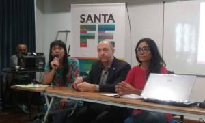 """Gabriela Sosa: """"Tenemos que ir generando una mirada más estratégica y de articulación entre el Estado y las organizaciones""""."""