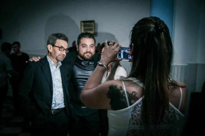 Juan Carlos Denis. Foto: Mauricio Centurión.