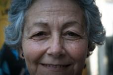 """Nora, docente Jubilada: """"La educación es un derecho y la ESI, además de serlo, es un tema de salud publica y prevención""""."""