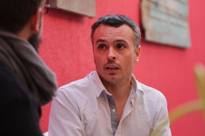 Esteban Paulón, subsecretario de Políticas de Diversidad Sexual de la provincia.