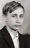 Vladimir Putin ya iba por su tercera reelección en el Soviet de Estudiantes.