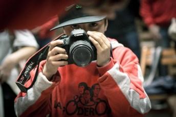Ramiro, el más pequeño de La Poderosa Chalet.