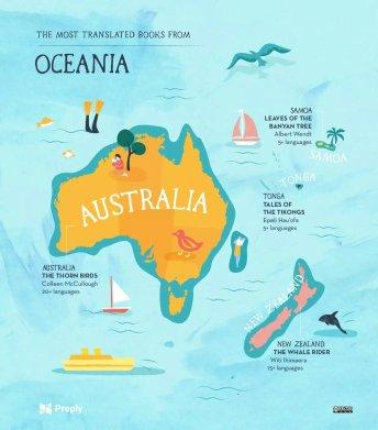 Traducción Oceanía