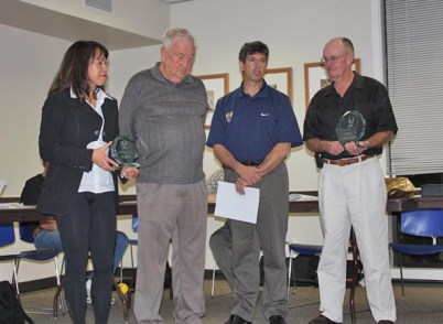 2009 Pacific Association Awardees