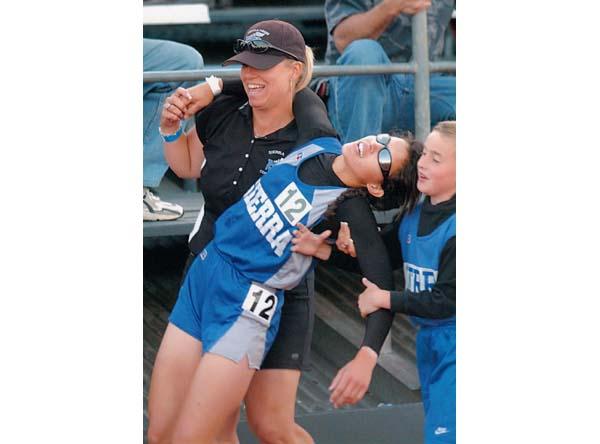 Coach Lisa Hobbs