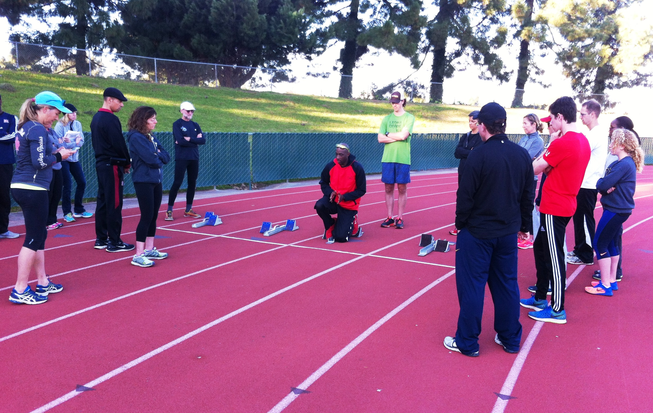 learn-by-do sprint start